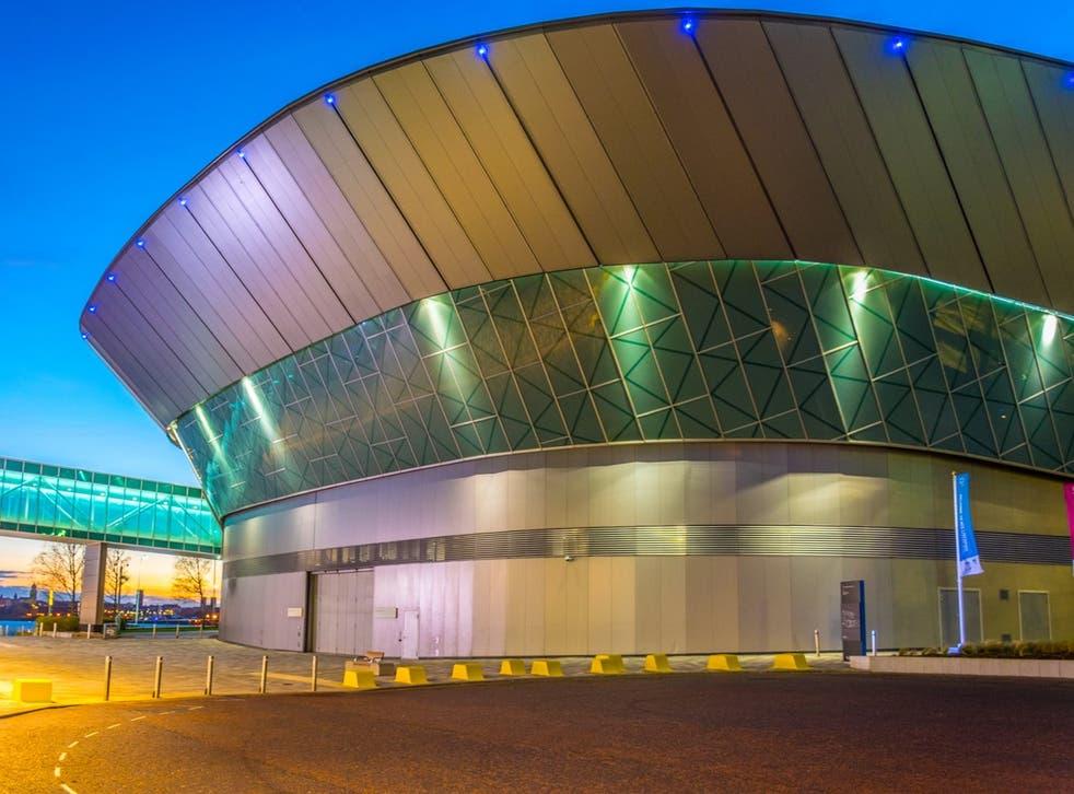 <p>ACC Exhibition Centre, Liverpool</p>