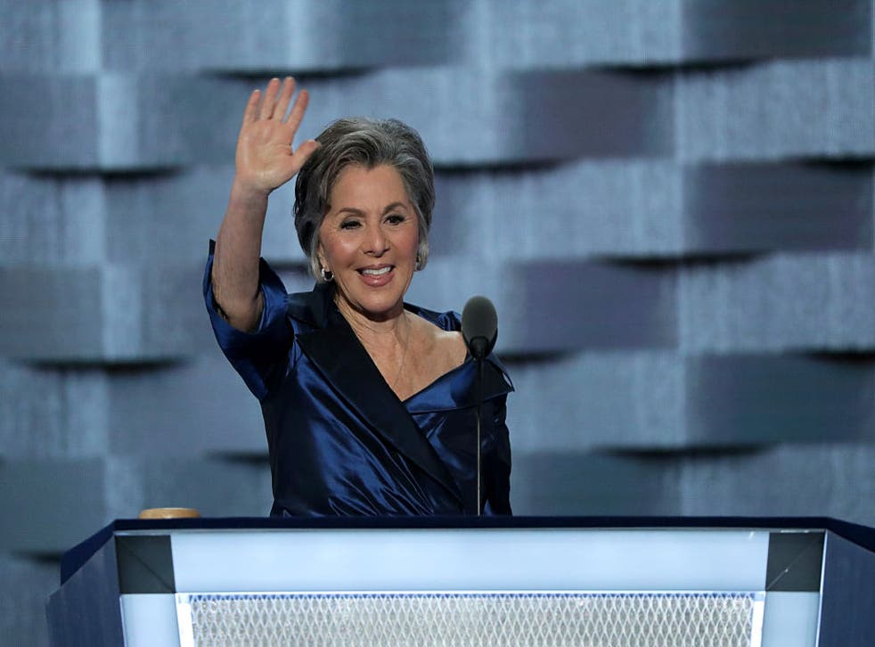 <p>Former Democratic Sen. Barbara Boxer</p>