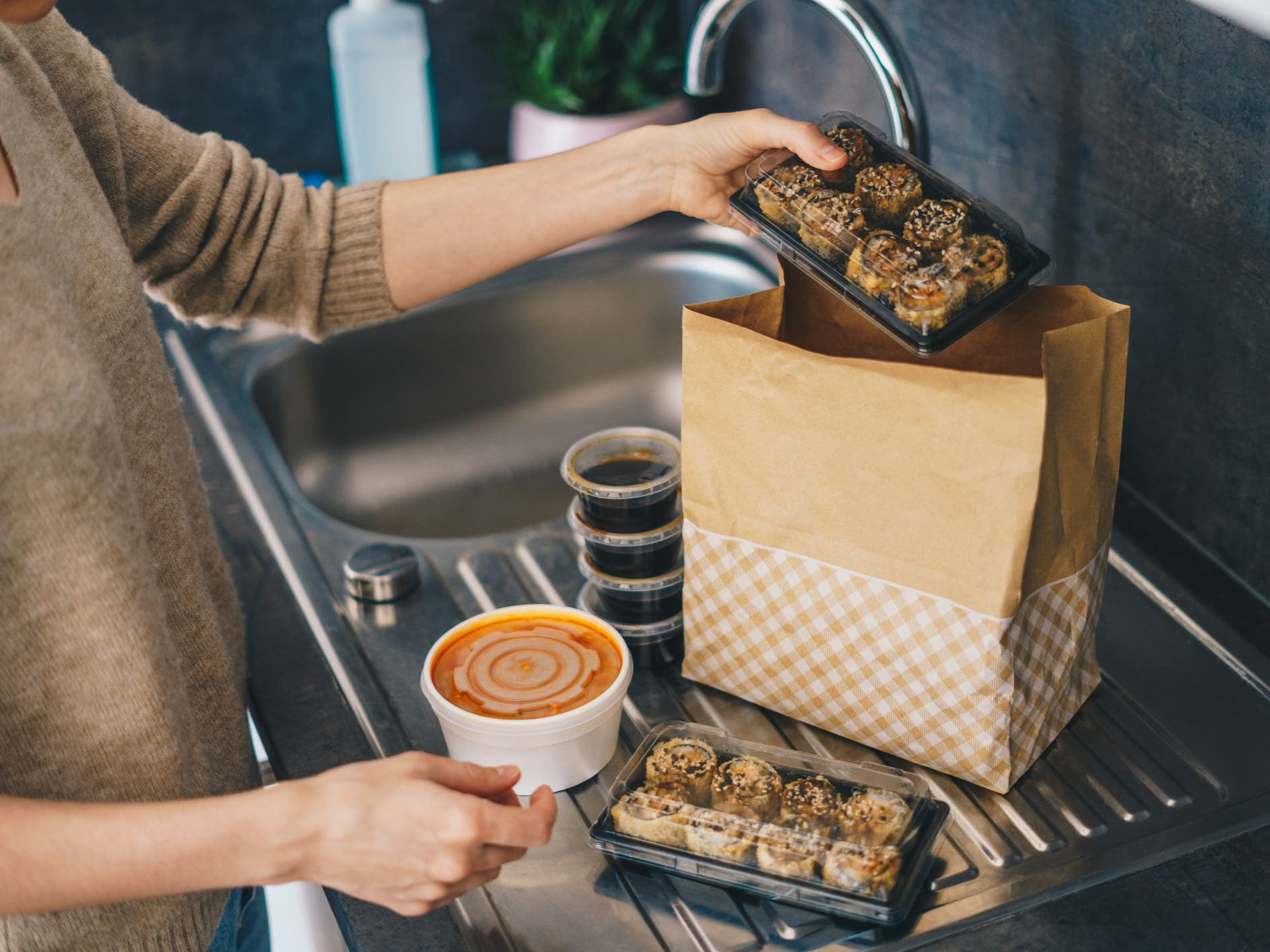 How to make your next takeaway dinner more sustainable