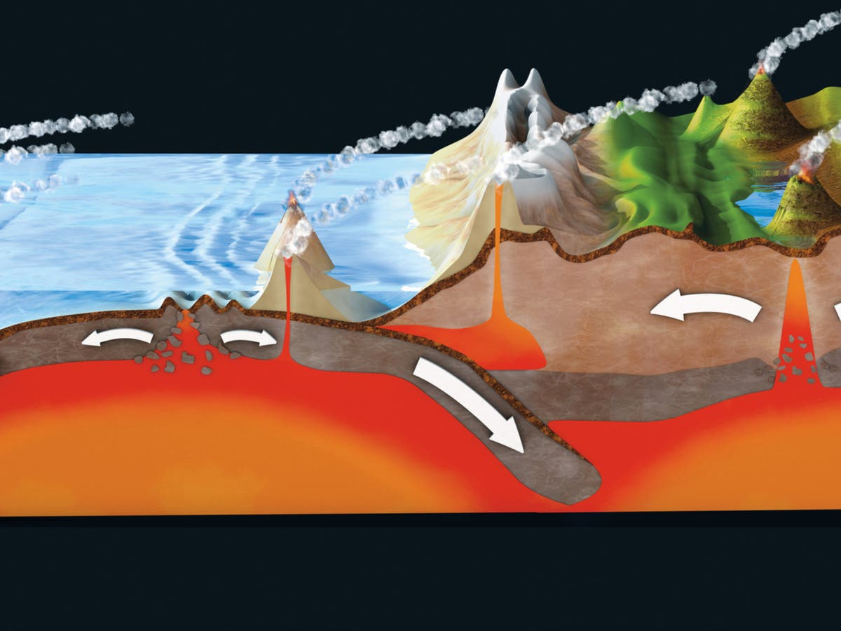 Earth's liquid sizzling inside is 'swallowing up' extra carbon than thought