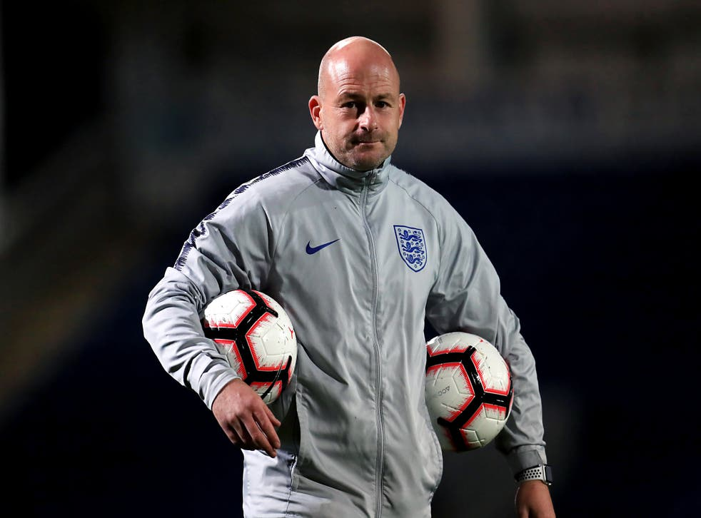 <p>Lee Carsley is the new England Under-21 head coach (Mike Egerton/PA)</p>
