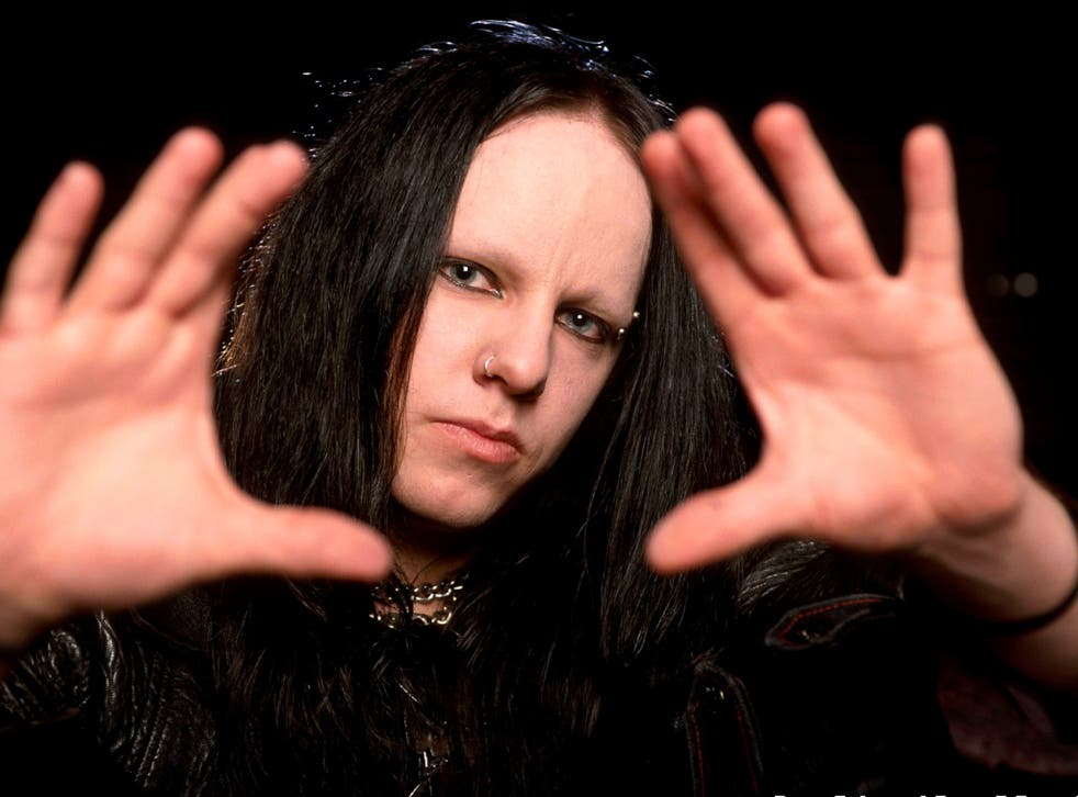 Joey Jordison death: Slipknot drummer and founding member dies aged 46 |  The Independent