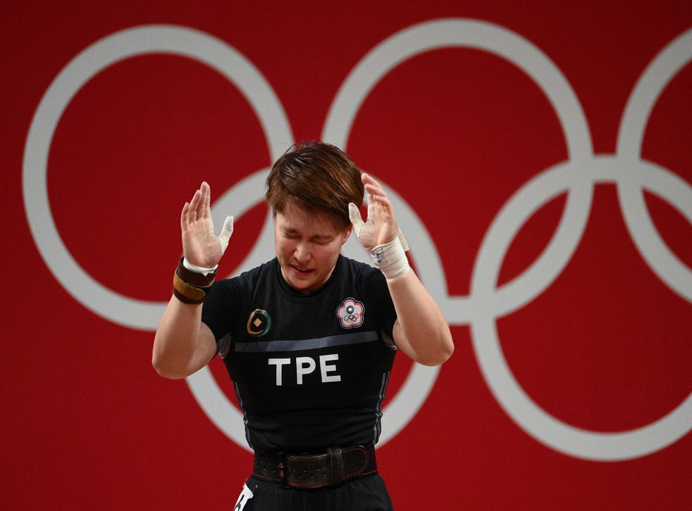 <p>The contested island nation of Taiwan competes in the Olympics as Chinese Taipei, the name a product of decades of political wrangling.</p>