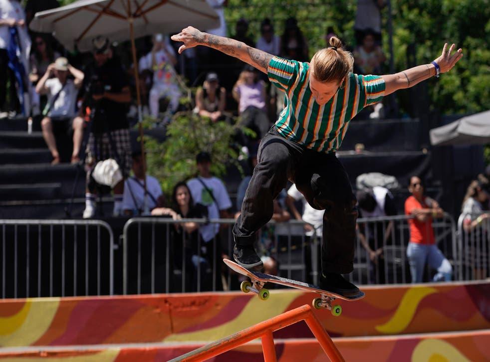 CORRECTION Brazil Skate Street World Championship