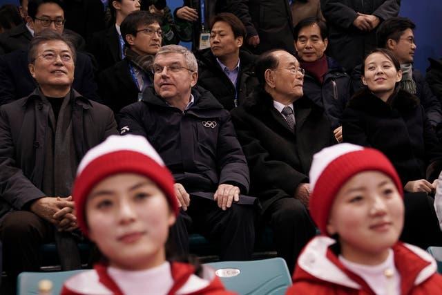 Olympics No North Korea