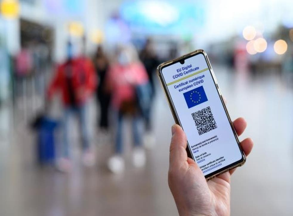 <p>Crossing frontiers: the EU's digital pass</p>