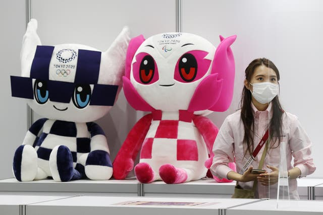 <p>The mascots have faded into the background of the Olympics</p>