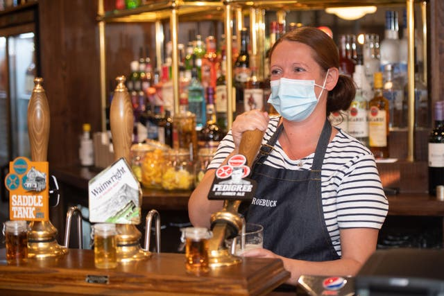 Marston's hailed better-than-expected sales after reopening sites following lockdown measures (Marston's/PA)