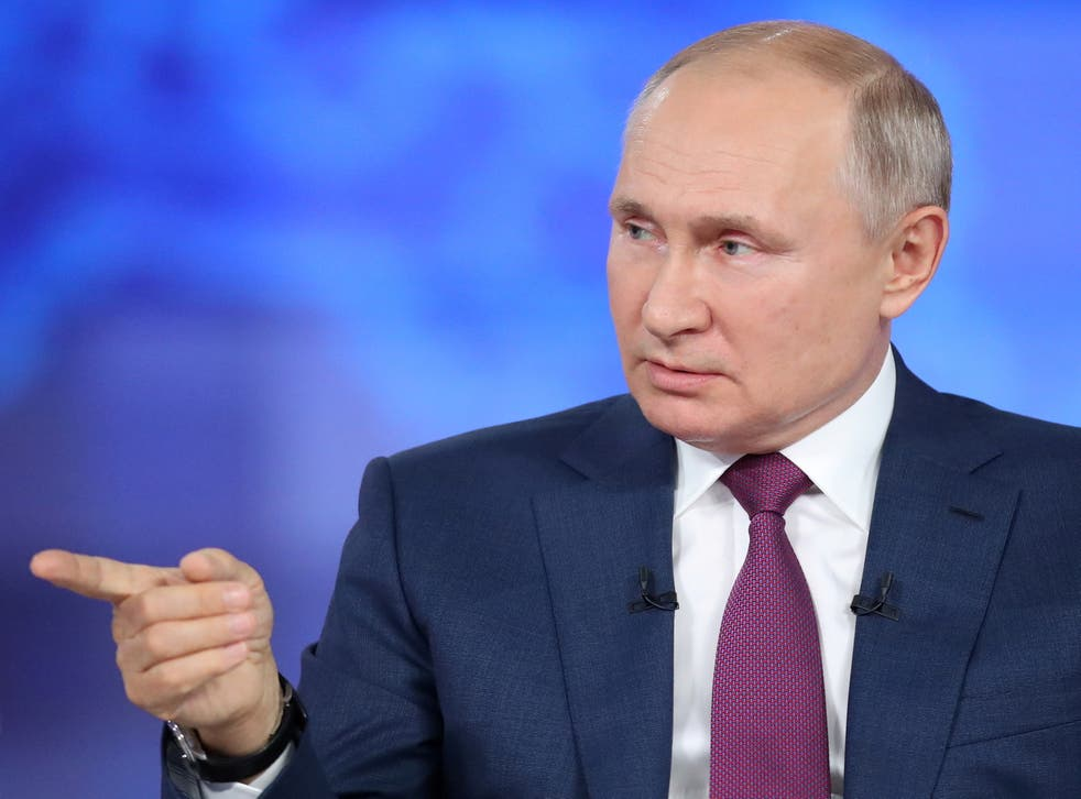 <p>Only one winner? Vladimir Putin's United Russia party is expected to triumph despite a slump in recent polls</p>
