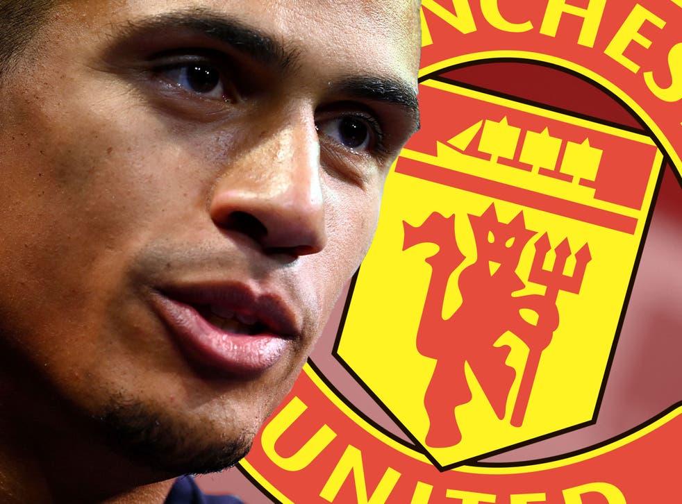 <p>Manchester United-bound defender Raphael Varane</p>