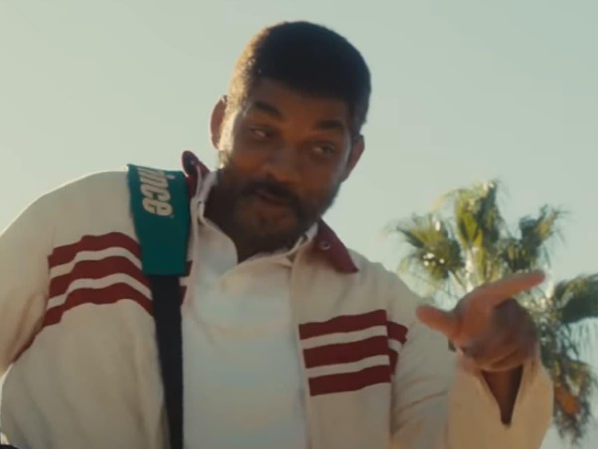 Will Smith stars as father of Serena and Venus Williams in King Richard trailer