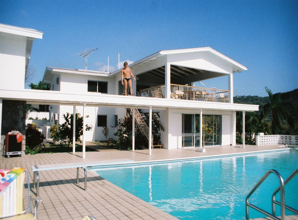 <p>Martin envisioned it as the ultimate rock star home-away-from-home</p>