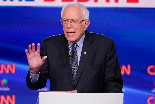 Sanders Our Revolution