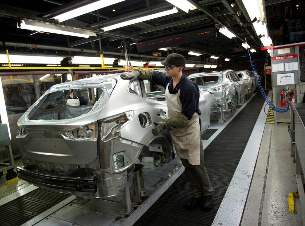 <p>The car industry has warned the so-called pingdemic and supply shortages are undermining the 'bounceback' of the British automotive sector</p>