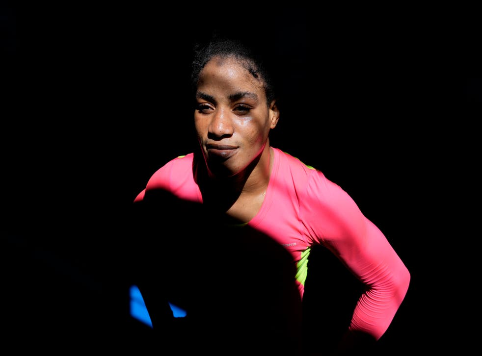 Olympics Pandemic Africa Guinean Wrestler