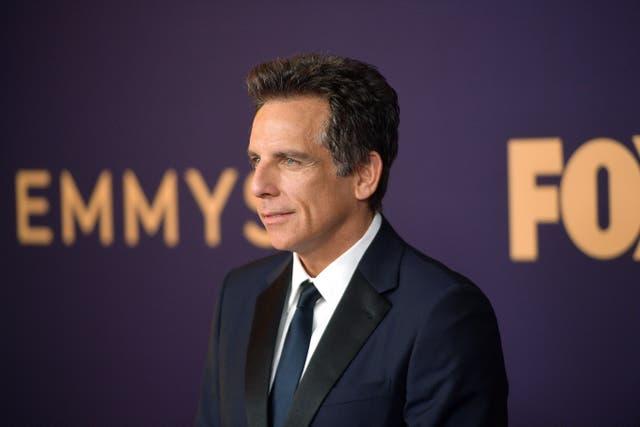 <p>File image: Ben Stiller at the 71st Emmy Awards</p>