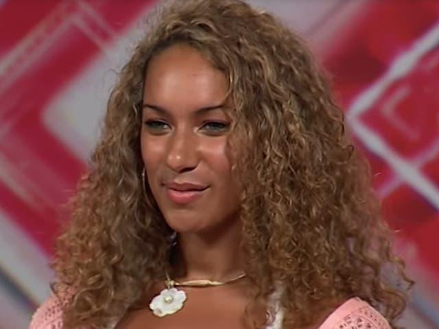 <p>Leona Lewis</p>