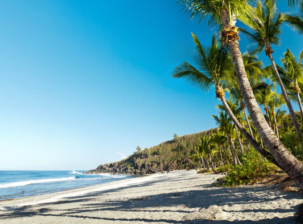 <p>Beta variant cases are high on Reunion Island</p>