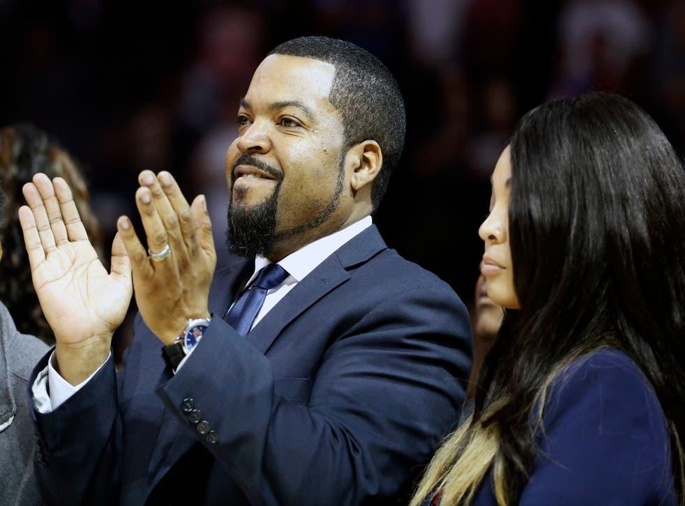 Ice Cube Big3 Basketball