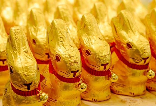 Germany Gold Bunny Battle