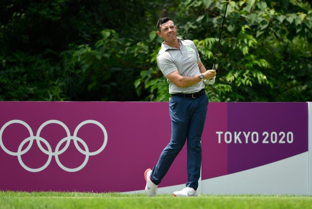 <p>Rory McIlroy shot a two-under 69 in the first round at Kasumigaseki Country Club, Kawagoe</p>