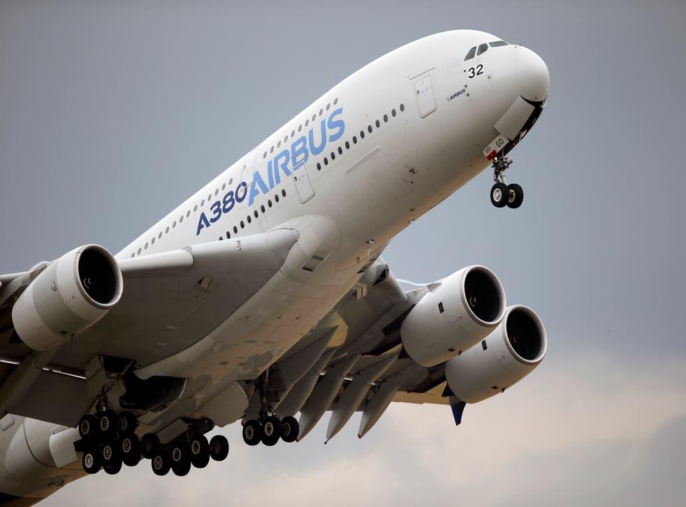 Europe Earns Airbus