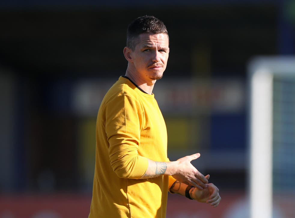 <p>Marc Skinner has been named the new head coach of Manchester United Women (Nick Potts/PA)</p>