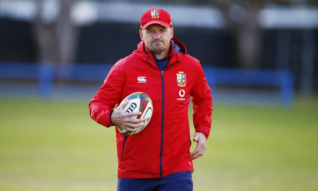 Alan Tait has tipped Gregor Townsend, pictured, to become the British and Irish Lions' next head coach (Steve Haag/PA)