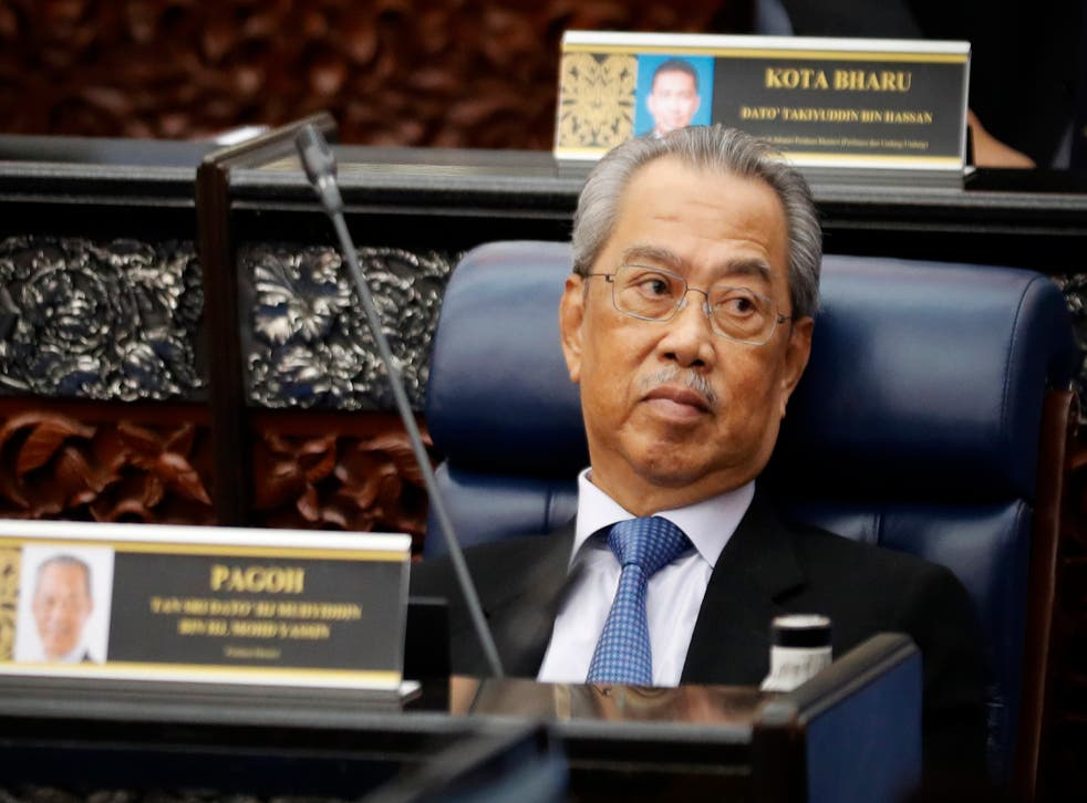 MALASIA-POLÍTICA