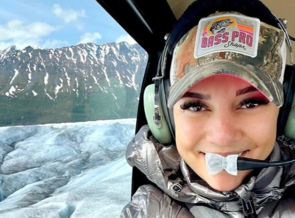 <p>McKenna Vierra, who died in a plane crash in Alaska </p>