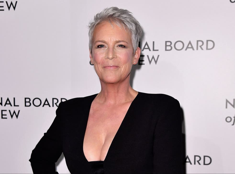 <p>Jamie Lee Curtis attends the 2020 National Board Of Review Gala on 8 January 2020 in New York City</p>