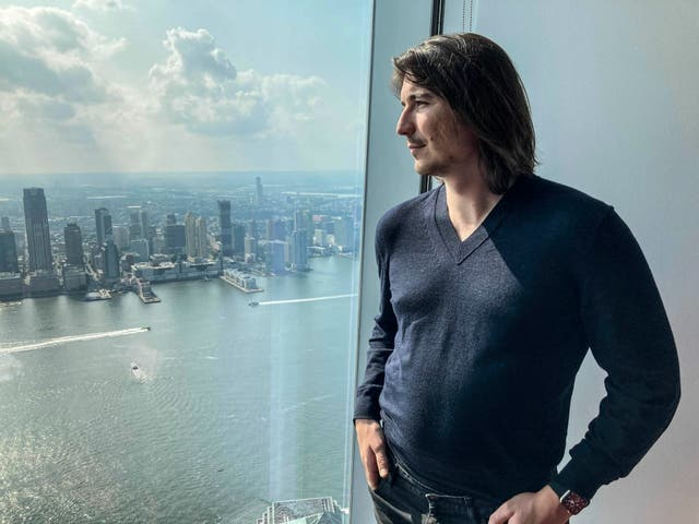 Robinhood CEO-AP Interview