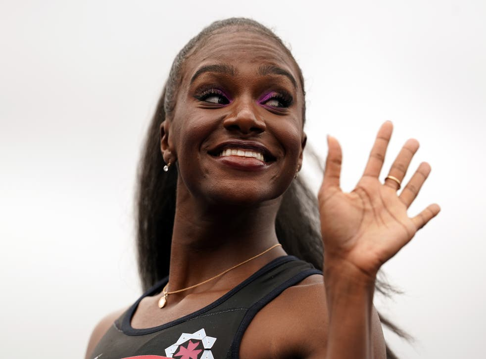 <p>Dina Asher-Smith will get her Olympics campaign under way on Friday (Martin Rickett/PA)</p>