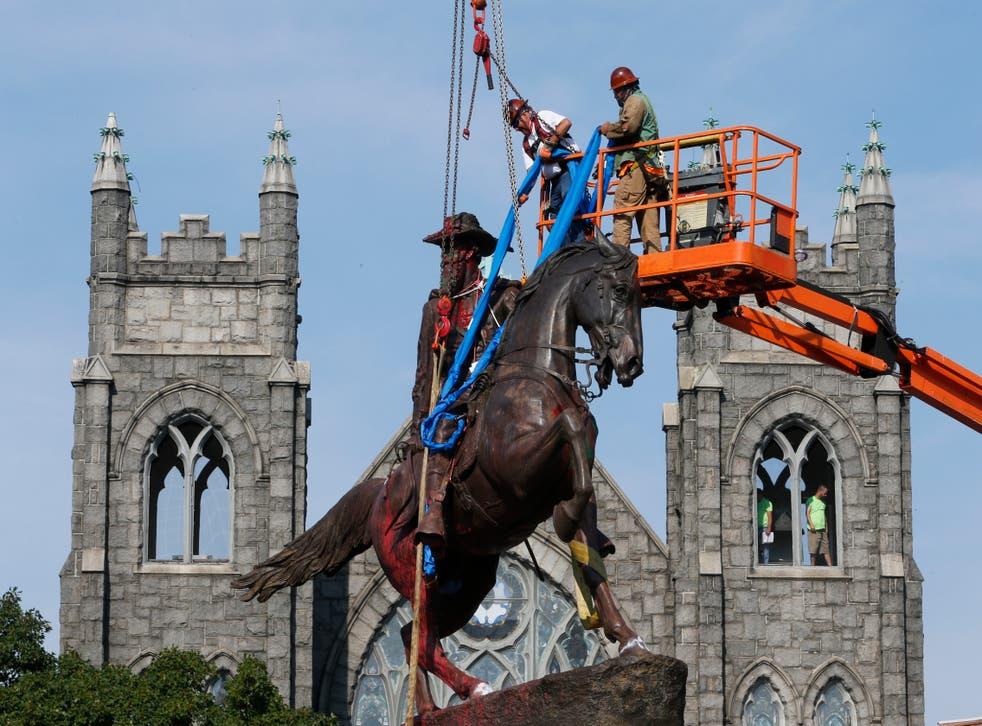 Confederate Monuments-Richmond