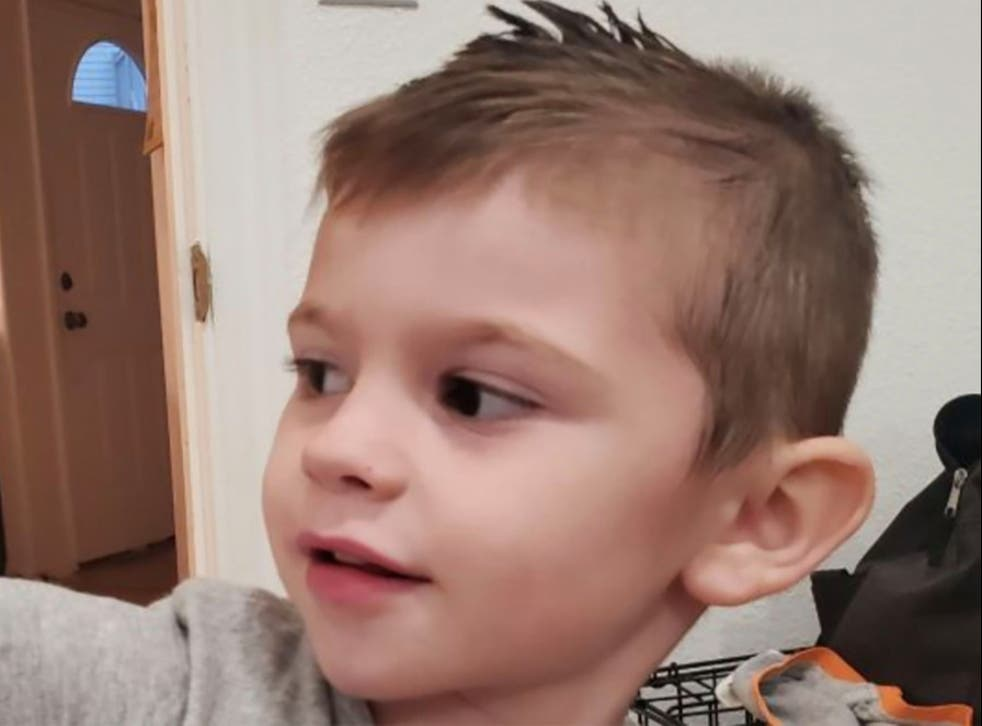 <p>Kache Wallis, 4, was found dead in his Utah home after he asphyxiated in his toy box. </p>