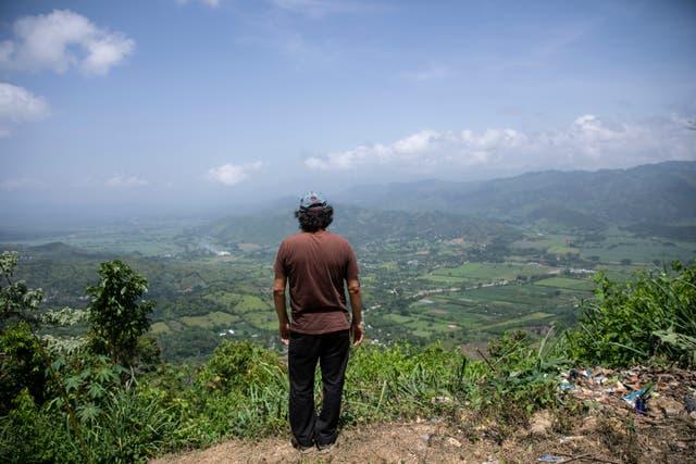 HONDURAS-LA APUESTA DEL FRAILE