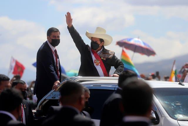 PERU-GABINETE MINISTERIAL