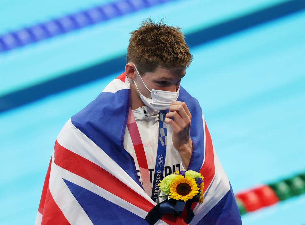 <p>'Really gutted': the Glaswegian came second in the men's 200m individual medley</p>
