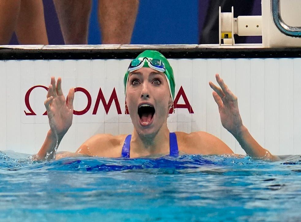 Tokyo Olympics Swimming