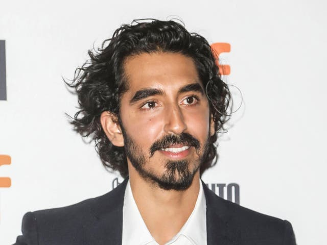 <p>Dev Patel at an event in 2019</p>