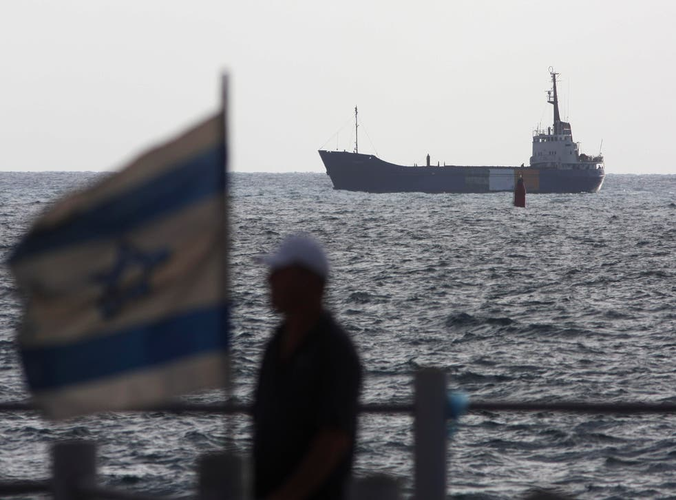 <p>Concerns have mounted over attacks targeting Israeli-owned ships in the Gulf waters</p>