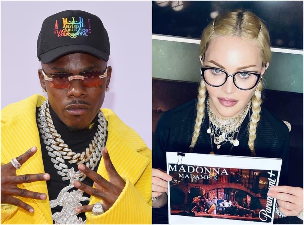 <p>Madonna condenó los comentarios homofóbicos lanzados por el rapero DaBaby durante su participación en el festival musical Rolling Loud, celebrado en Miami, Florida.</p>
