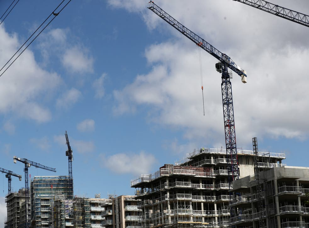 <p>Donations from the property sector rose to £282,000 a month in the first quarter of this year</p>
