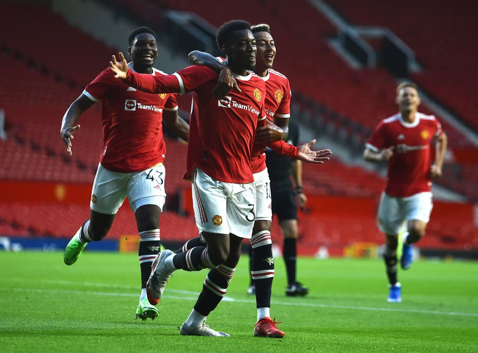 <p>Manchester United's pre-season has been disrupted by Covid-19</p>