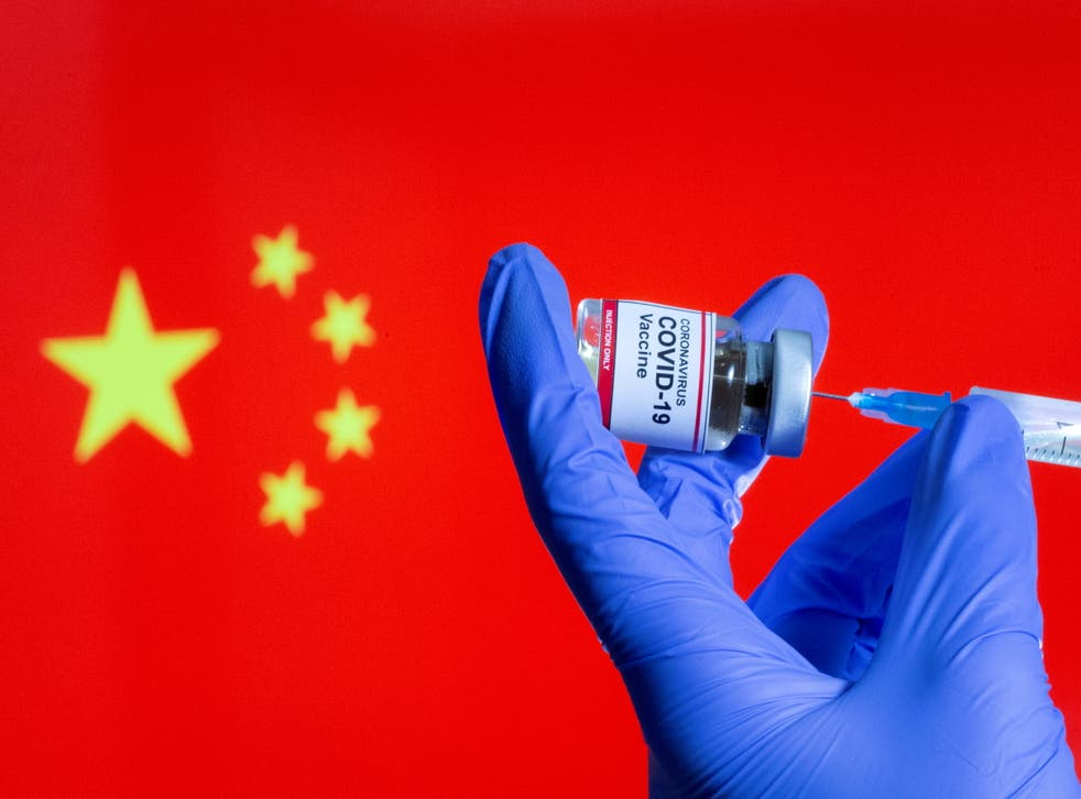 <p>China has pushed its 'vaccine diplomacy' campaign in exchange for diplomatic benefits</p>