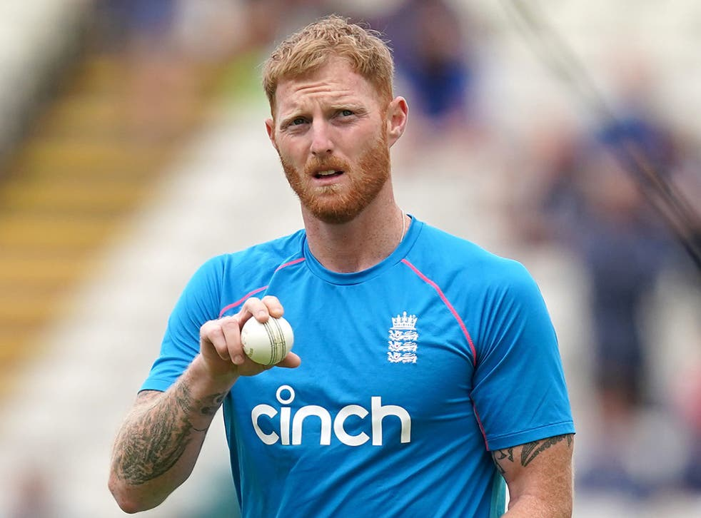 Ben Stokes will miss the Test series with India (PA)