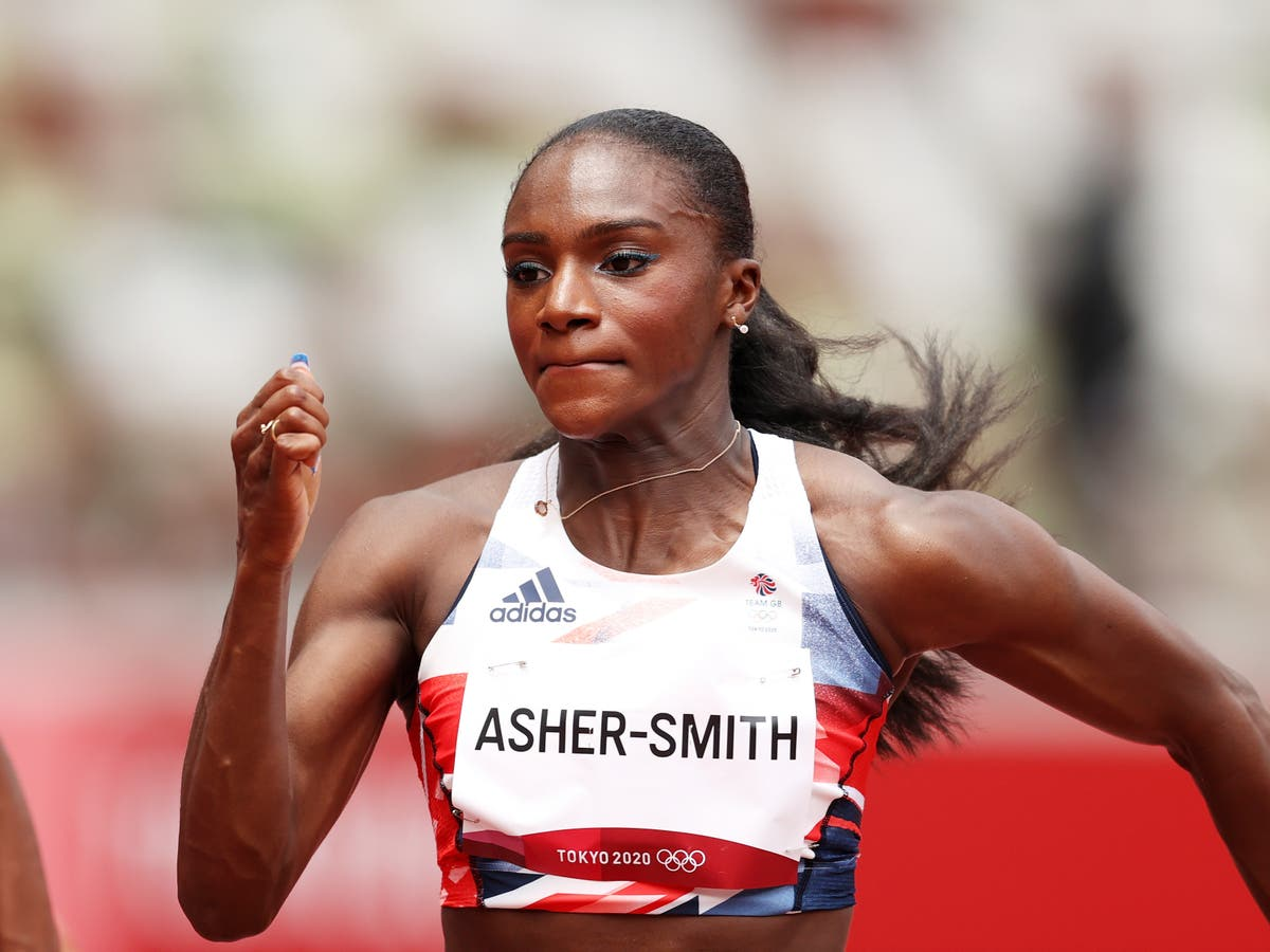 When is Olympic 100m final and who will win women's race?