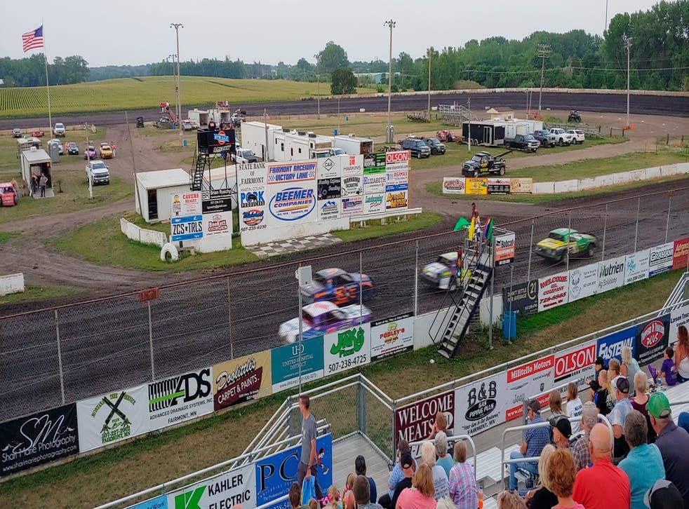 Iowa Speedway Announcer's Rant