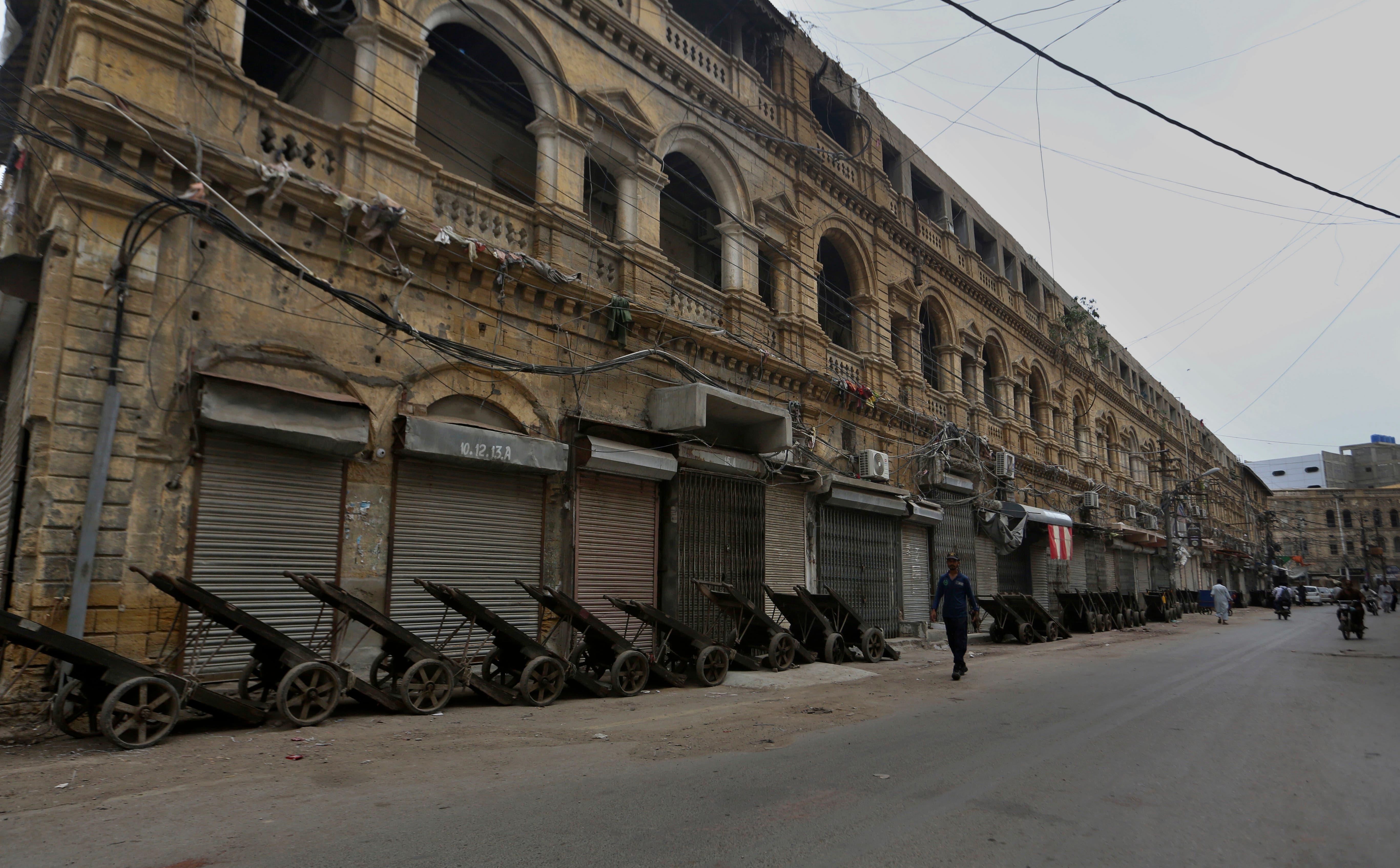 The Latest: Pakistan locks down Karachi amid new surge Texas CDC Muslim Biden Toronto