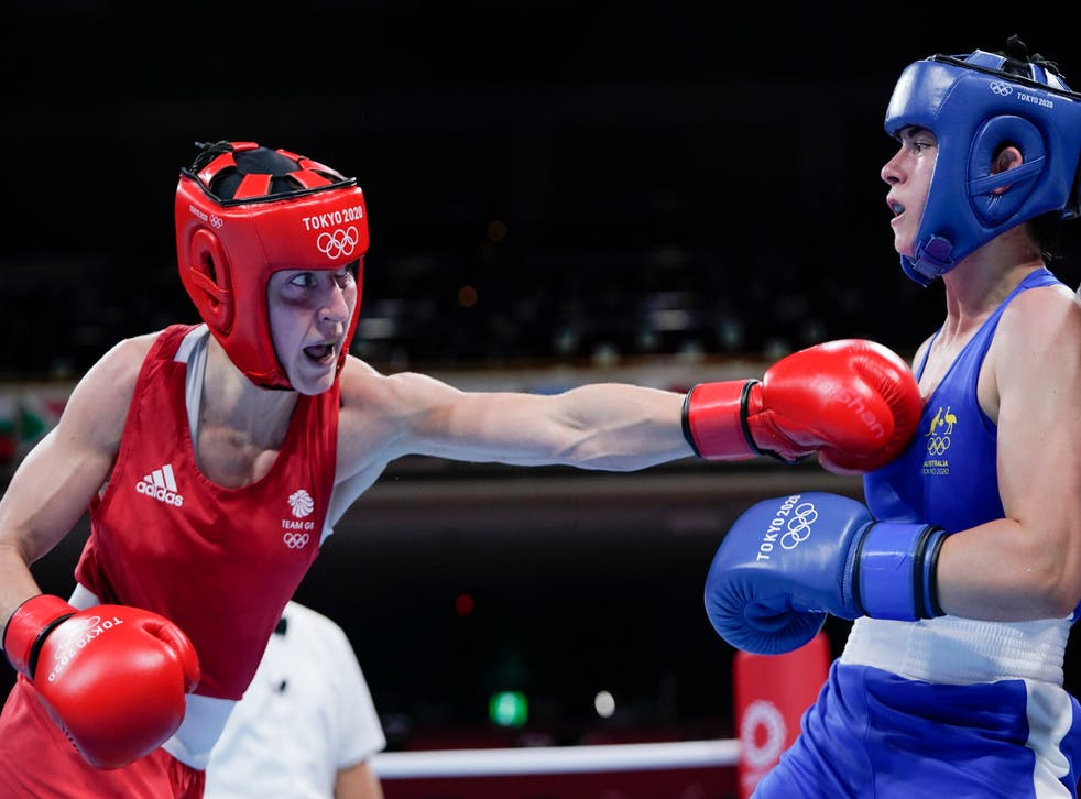 Karriss Artingstall won bronze for Great Britain (Frank Franklin II/AP)